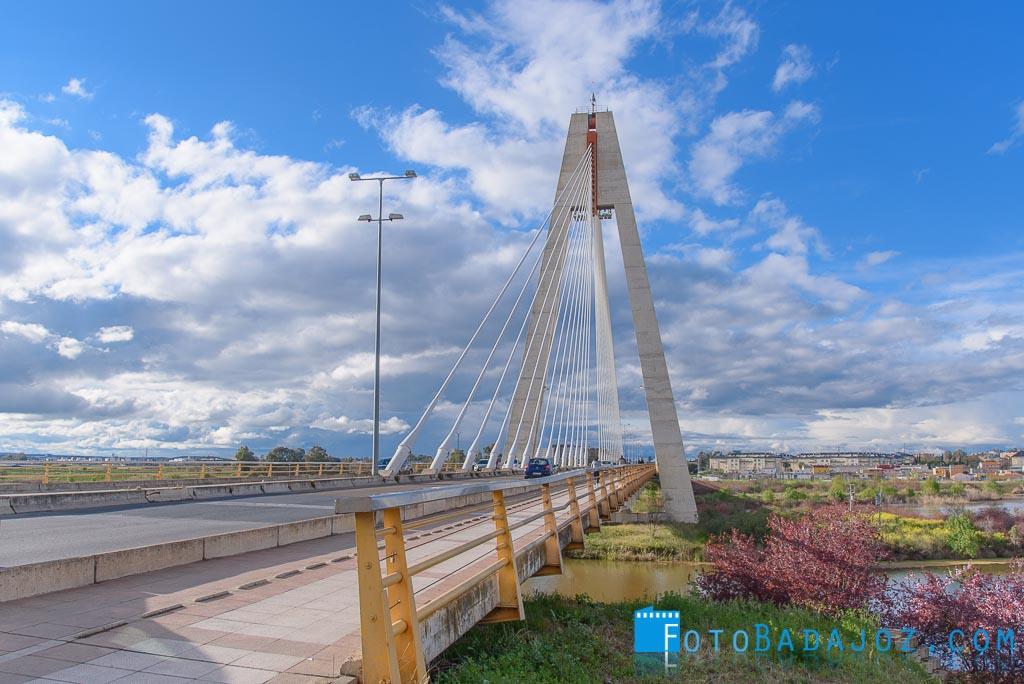 Badajoz, Puente Real