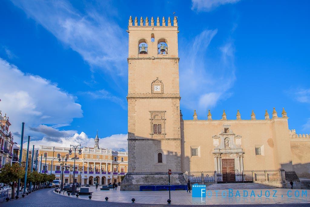 Fotos de Badajoz, Catedral