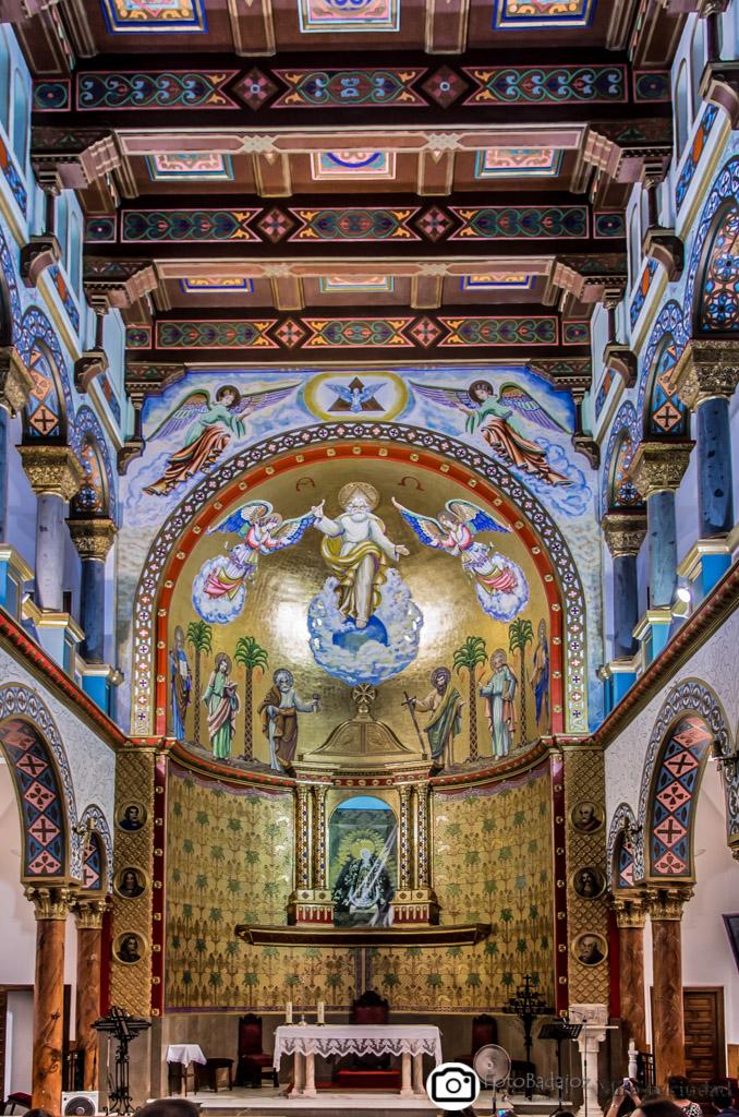 Badajoz Capilla superior de la Ermita de la Soledad en Badajoz