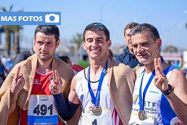 maratón de Badajoz 2017