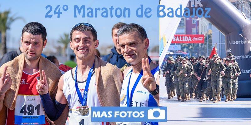 Maratón de Badajoz 2016
