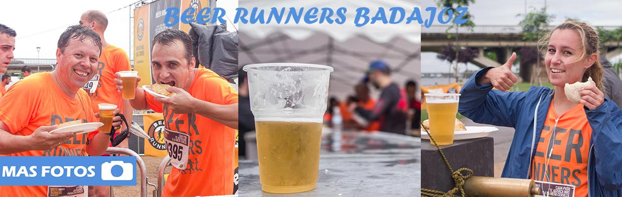 Beer Runners Badajoz