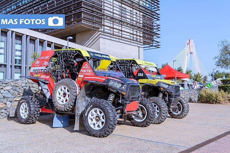 rally Baja TT Dehesa de Extremadura