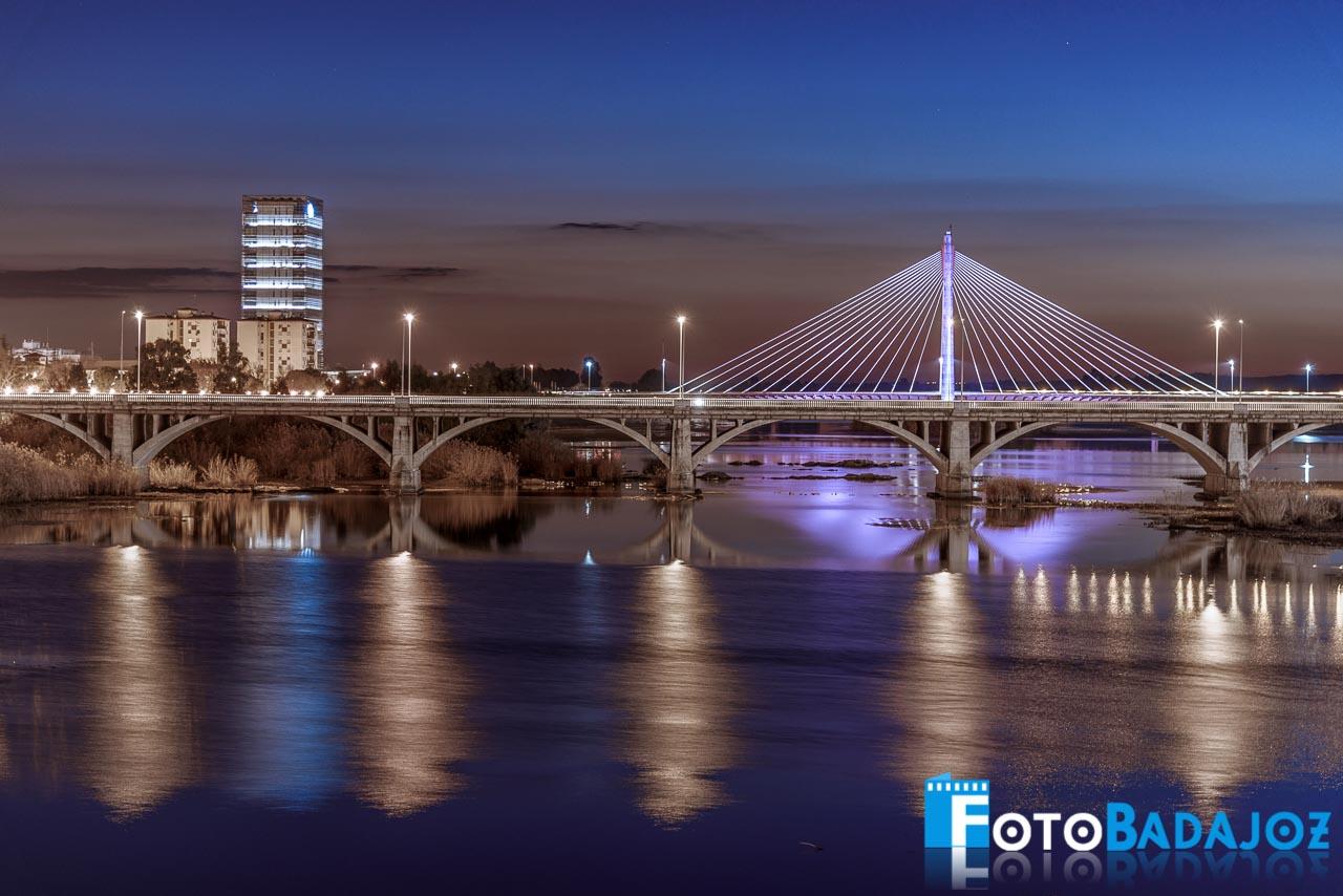 Foto de Badajoz - Rio Guadiana