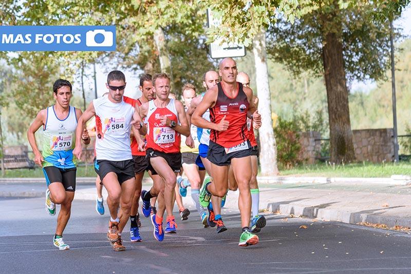 Media maratón Badajoz-Elvas