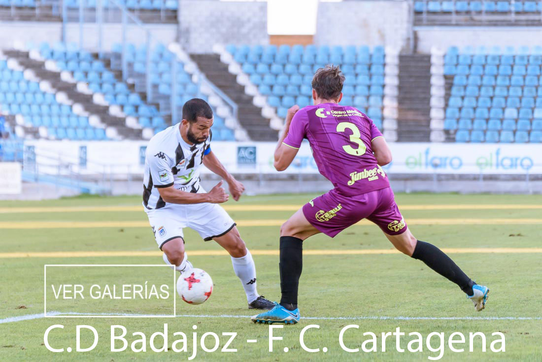 CD Badajoz - FC Cartagena
