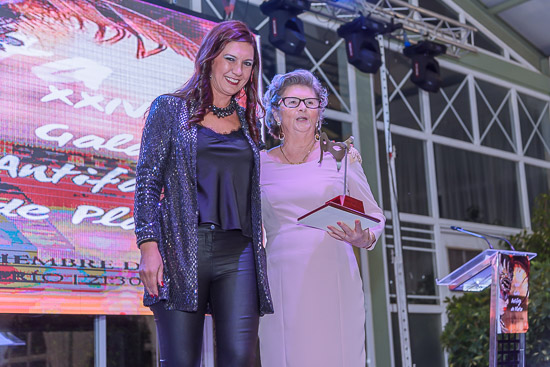 Gala Antifaz de Plata 2018