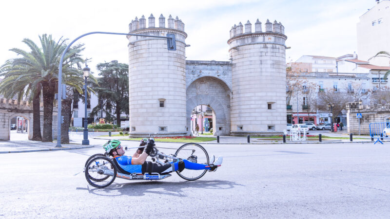 Copa de España de Ciclismo Adaptado.