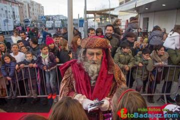 Cabalgata de Reyes Badajoz 2016