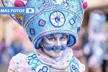 Entierro de la sardina en el carnaval de Badajoz